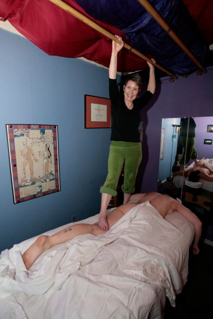 The Well Ashiatsu and Massage, MaryAnn Reynolds, Austin, Texas