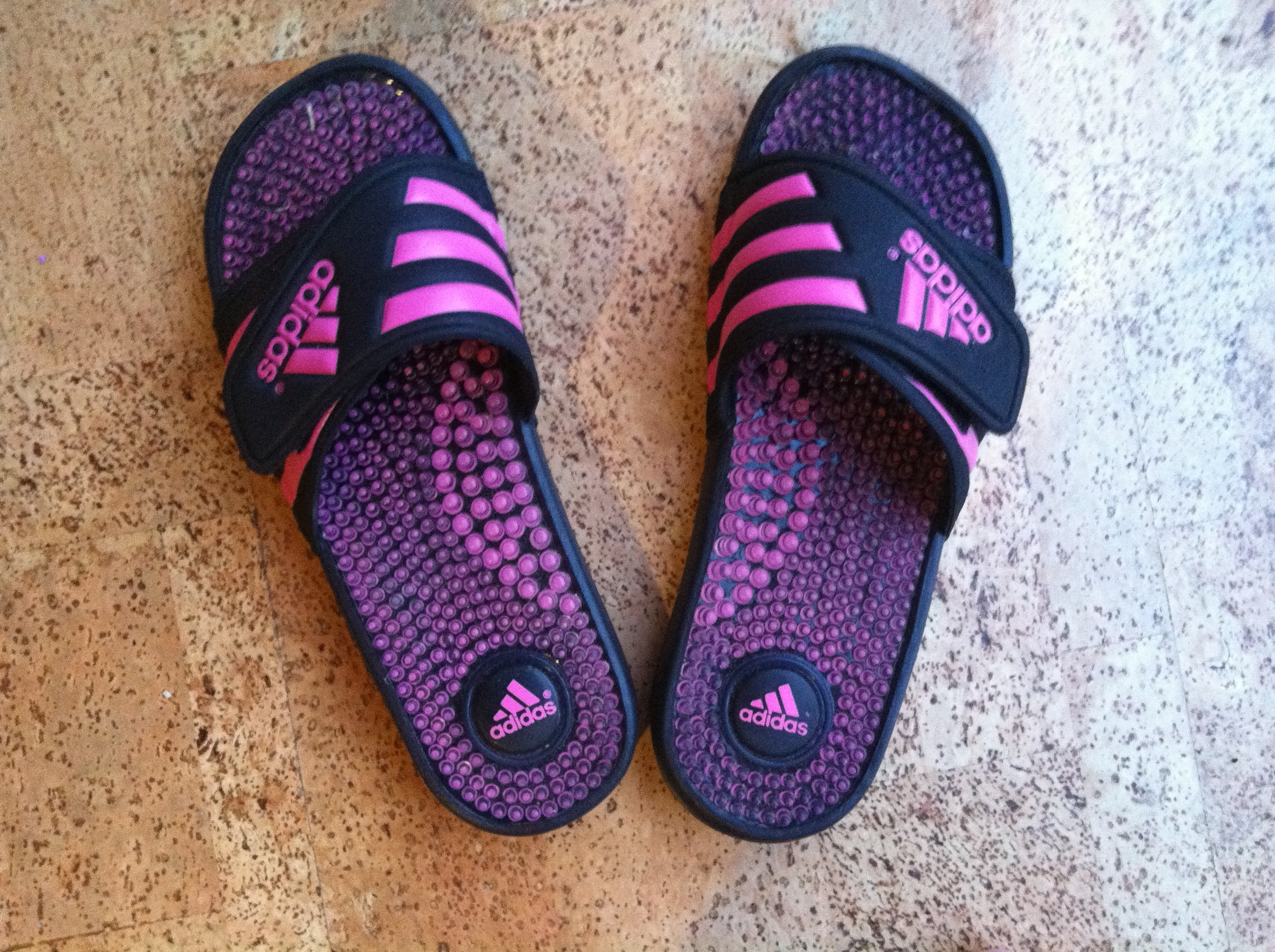 Buy adidas acupressure sandals >off40%)